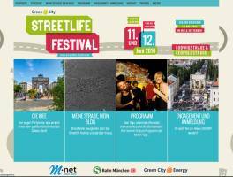 www.streetlife-festival.de // Streetlife Festival 2015