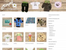 www.moerpel.de // Onlineshop für Kindertrachten
