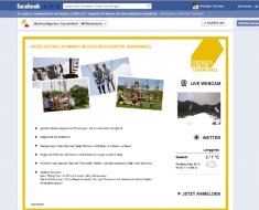 Facebook Fanpage Hochseilgarten