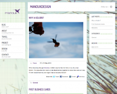 Manouk Design Blog